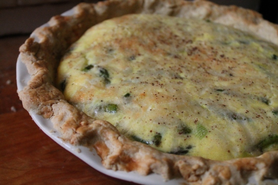 2 Quiches for the Price of 1 | Pragmatic Pin-Up